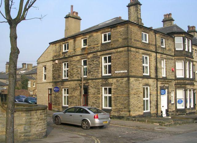 The Oddfellows - Coleridge Street, Prescott Street