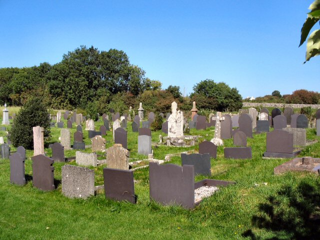 My Family Graves © David C Williams :: Geograph Britain and