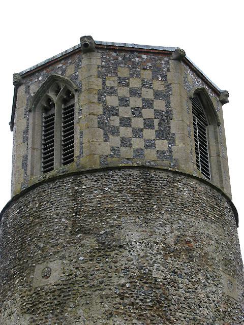 St Margaret's church - tower