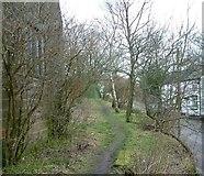 SJ9995 : Church Brow, Warhill by Gerald England