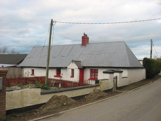 Cottage at Knocknagin, Co. Dublin