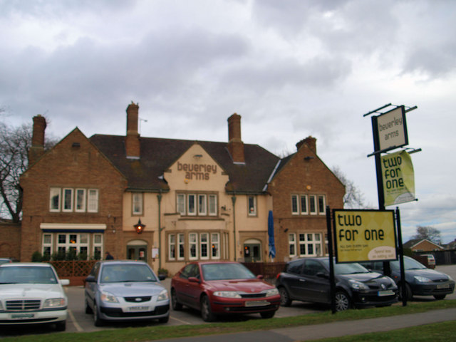 Beverley Arms public house