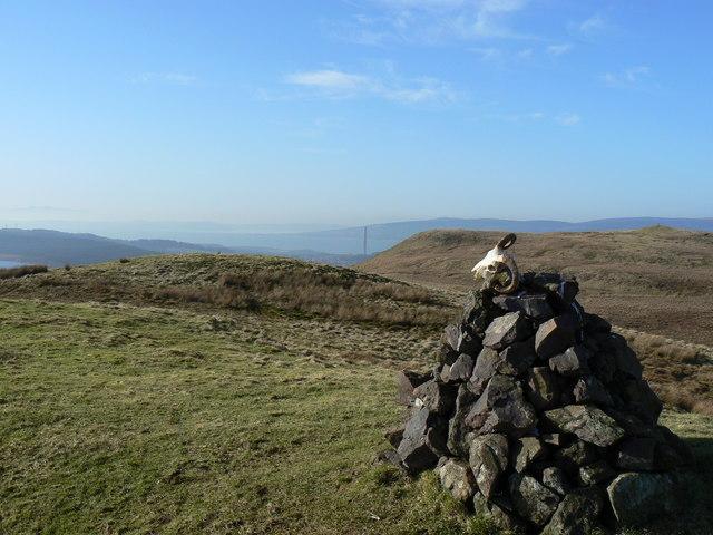 Cairn on Hillside Hill