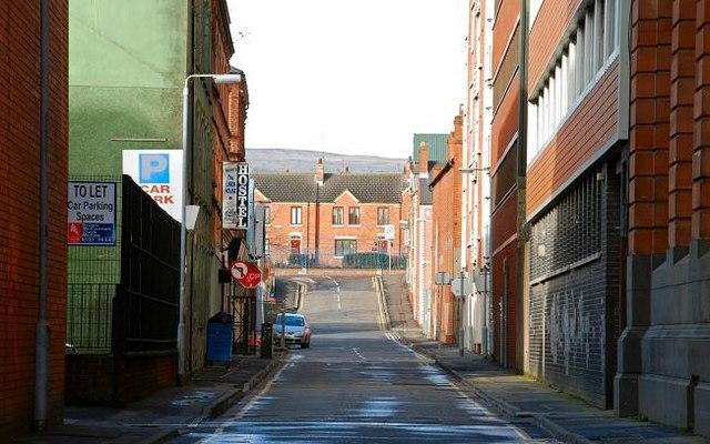 Kent Street, Belfast