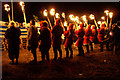 HP6514 : Guisers at Norik Up Helly Aa by Mike Pennington