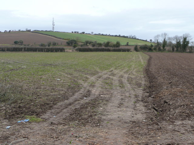 Partial ploughing