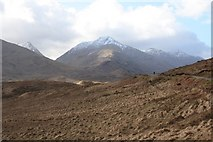 NM9891 : View of Sgurr Thuilm by Mick Garratt