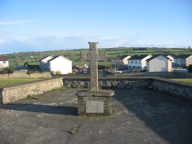 The Berford Cross, Duleek