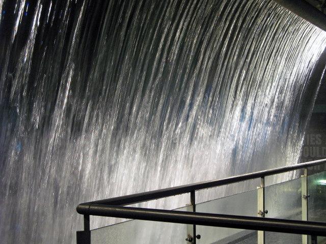 Waterfall, Guinness Storehouse