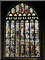 TG0202 : St Andrew's Church - east window by Evelyn Simak
