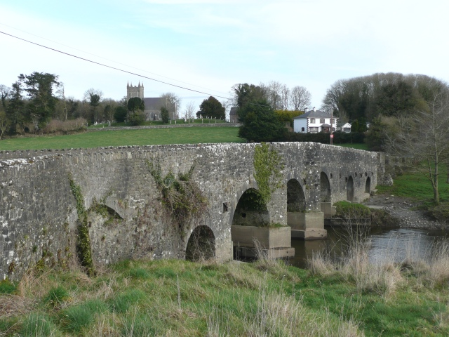 Donaghpatrick Bridge, Donaghpatrick, Co. Meath