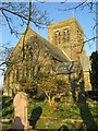 NY1133 : St Bridget's Church by Alison Rawson