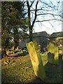 NY1133 : St Bridget's Churchyard by Alison Rawson