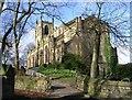 SE2023 : Christ Church - Church Lane by Betty Longbottom