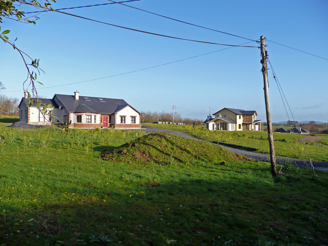 New houses at Inch
