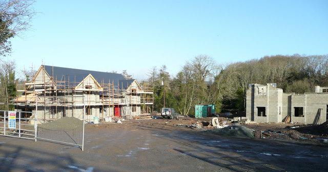 New-builds at Cooldagloose