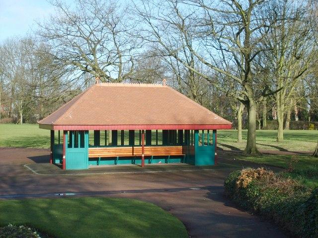 Bilston Park Shelter