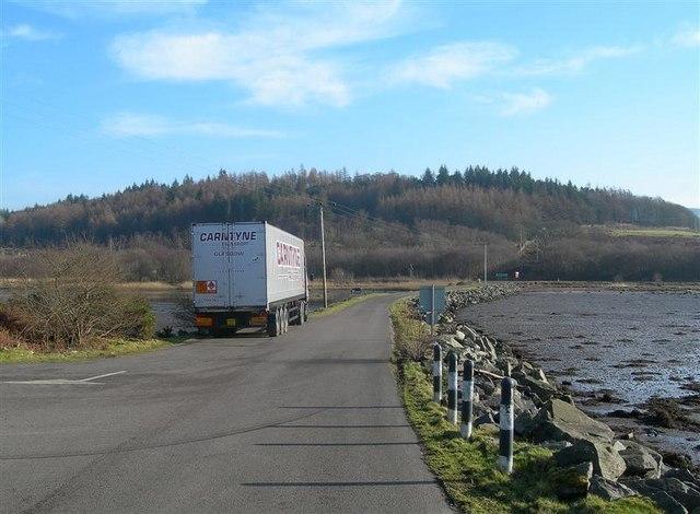 Kennacraig Causeway