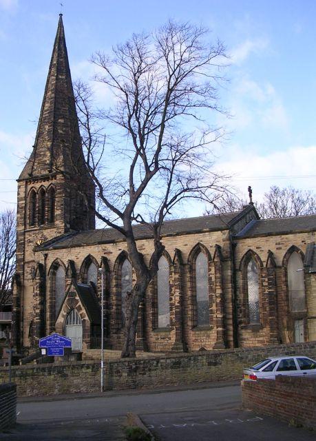 St James' Church - Church Street