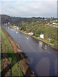 SX4368 : The River Tamar by paul dickson