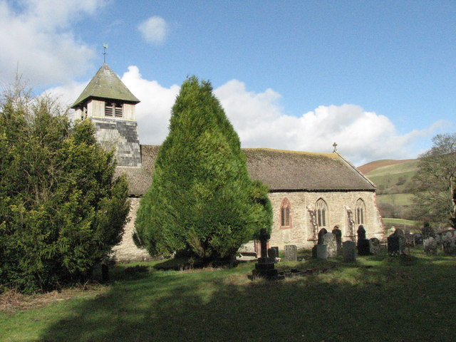Church of St David, Glascwm