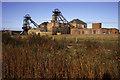 NZ2888 : Woodhorn Colliery by Chris Allen