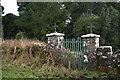 N4654 : Churchyard Gate by kevin higgins