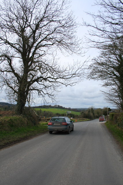 Crossroads on minor roads
