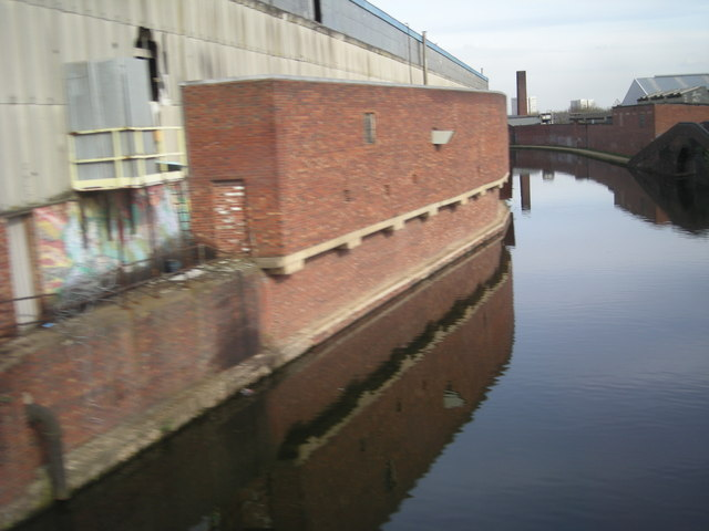 Brindley's canal.