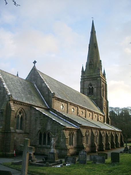 St Peters Parish Church, Belmont