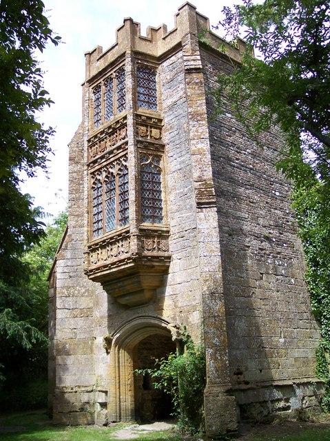 Abbots Porch - Cerne Abbey