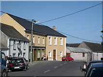 X4398 : Main Street Bunmahon by Hector Davie
