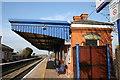 SU5886 : Missing from Platform 3 by Bill Nicholls