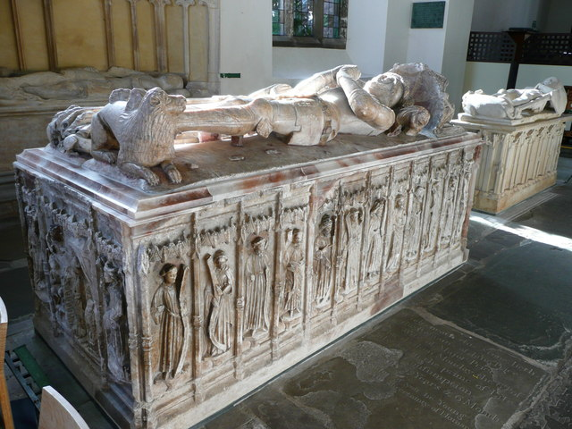 Tomb of Sir William ap Thomas (died 1446)