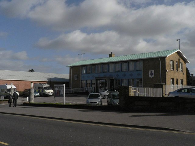 Winton: police station