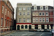 TQ7407 : Devonshire Square, Bexhill-on-Sea by Bill Johnson