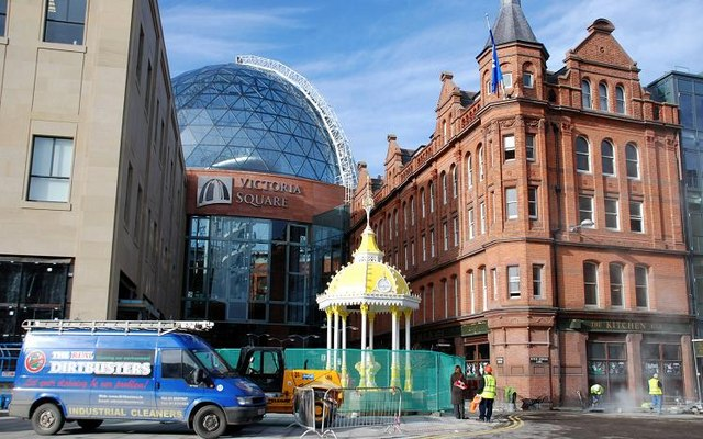 Belfast's new dome (8)