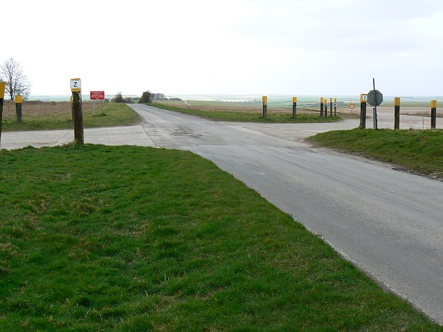 Tank crossing place 'Z', east of Netheravon