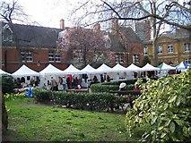 TQ2882 : Saturday Market by Geoff Pick