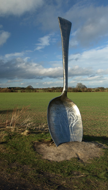 Eat For England Spoon