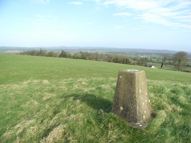 Trig Point Near Hays, Co. Meath