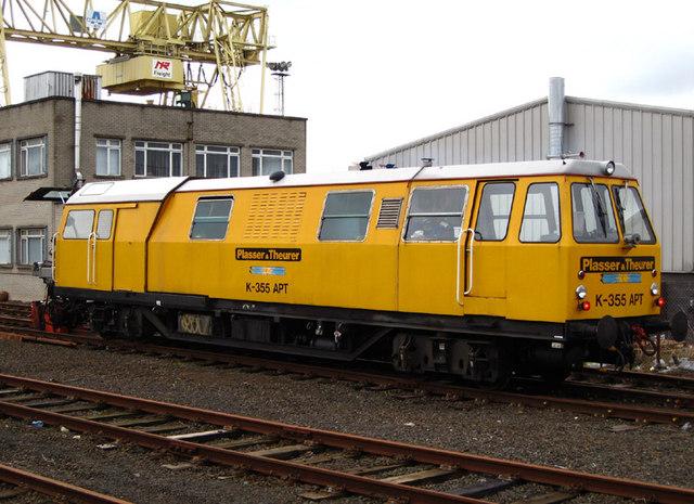 Railway vehicle, Adelaide depot