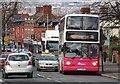 J3674 : Suburban bus, Belfast (6) by Albert Bridge
