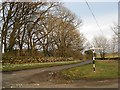 NY6407 : Road Junction, Raisbeck by Mike and Kirsty Grundy