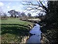 TL4054 : Bourn Brook from Barton Bridge by Keith Edkins