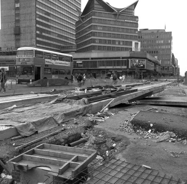 Delta junction, Manchester