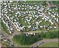 NY6722 : Appleby Horse Fair 2007 Gypsy Caravans & Horses by slippy