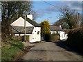 SX2290 : Cottages at Trebreak Lane End by Derek Harper