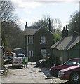 SE0827 : Old Station House - Ovenden by Betty Longbottom