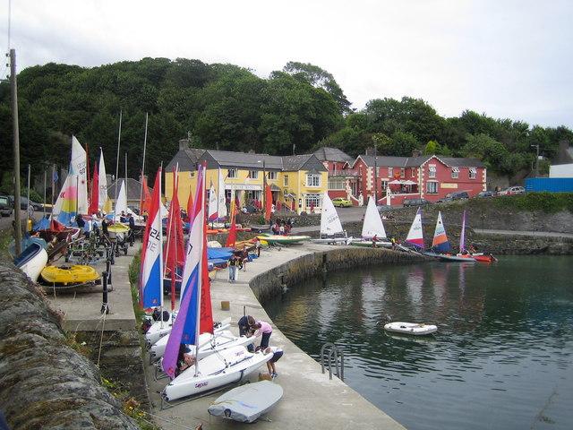 Glandore Harbour